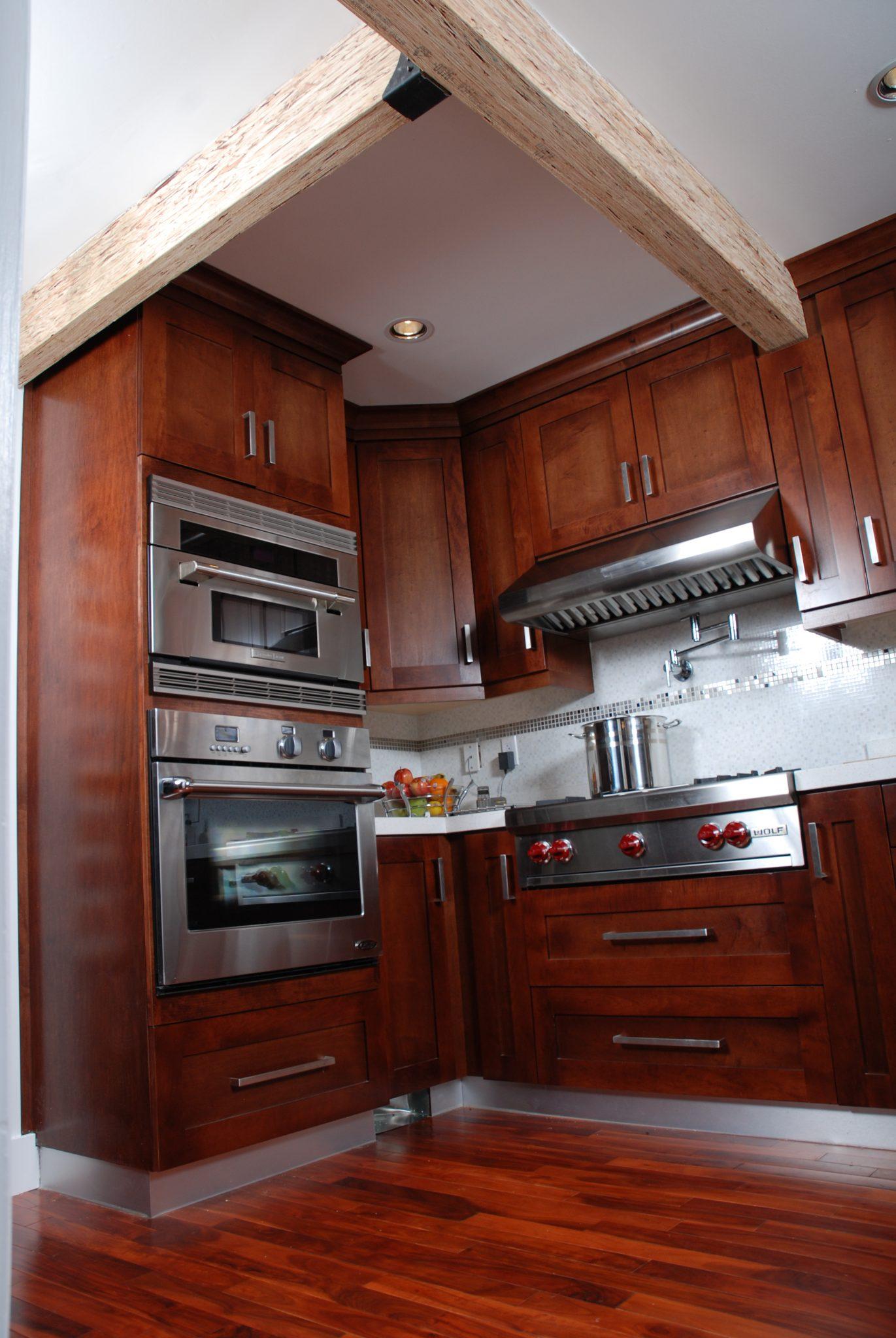 Construction Renovation Kitchen 4 Alma Vancouver