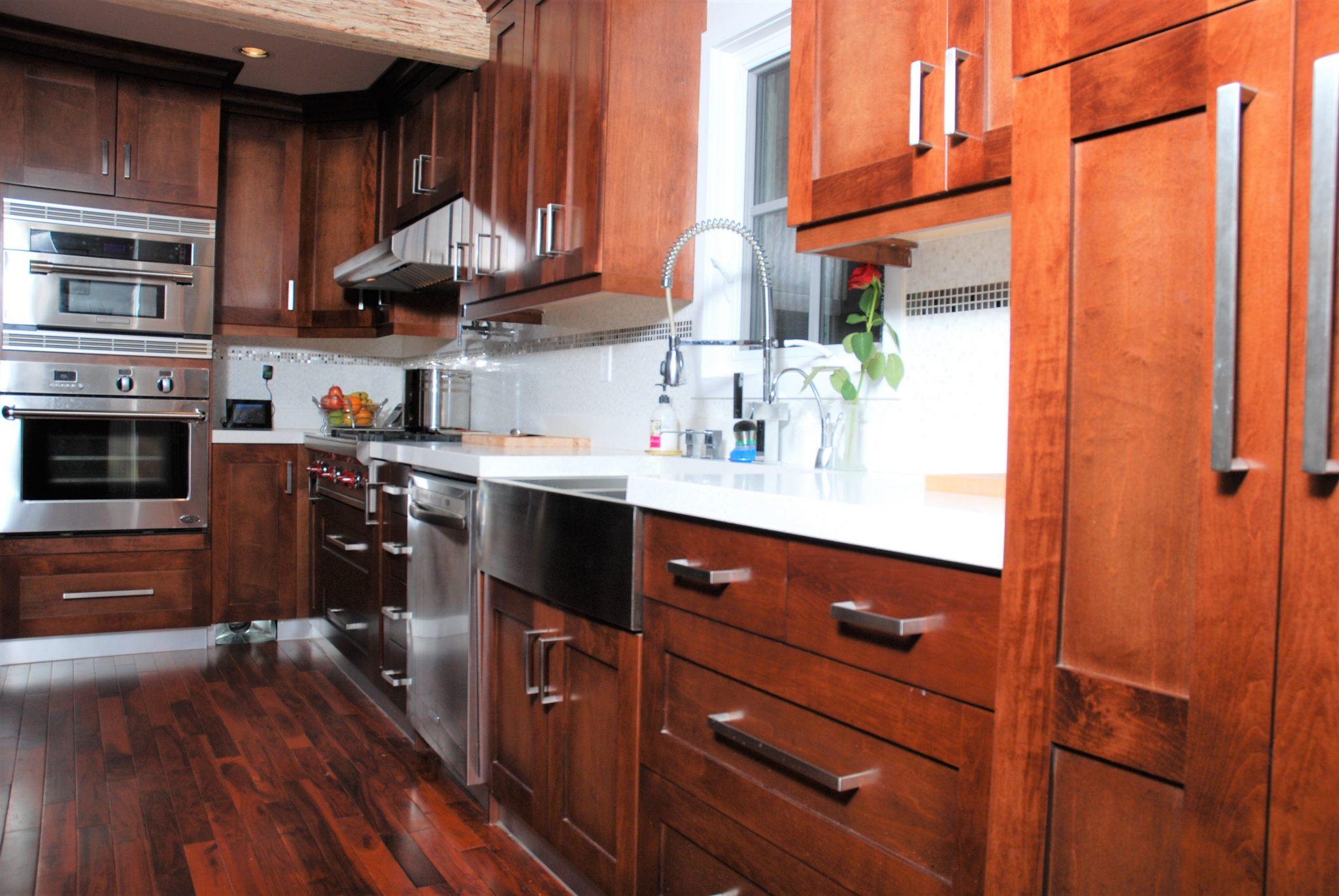 Construction Renovation Kitchen 3 Alma Vancouver