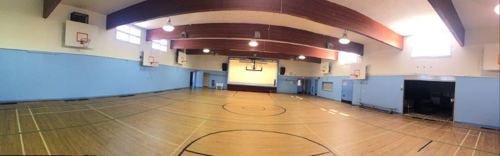 School Construction Renovation Gym 2 Alma Vancouver