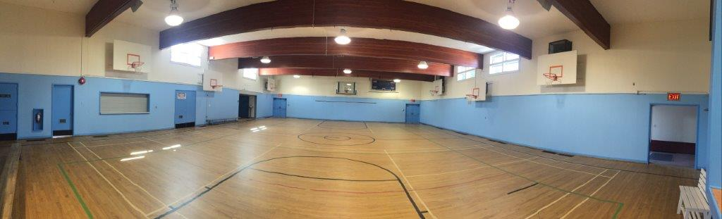 School Construction Renovation Gym Alma Vancouver