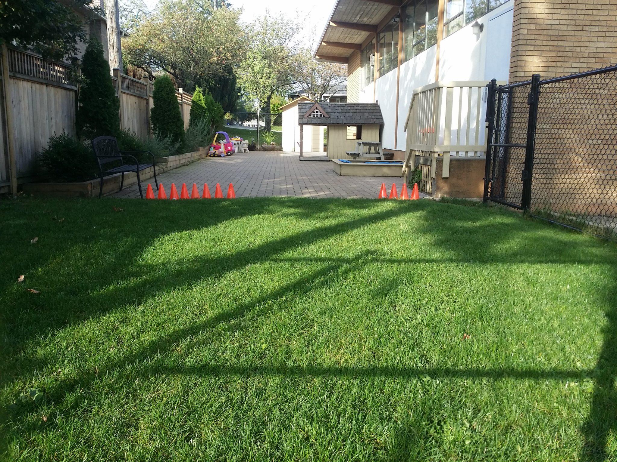 Construction Renovation school playground Vancouver